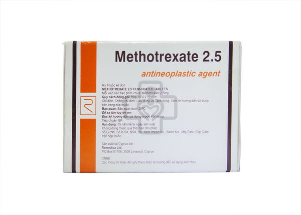 Methotrexate2-5mg