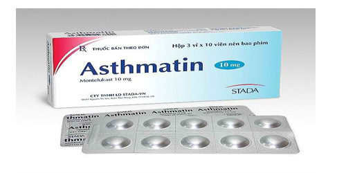 Thuốc Asthmatin