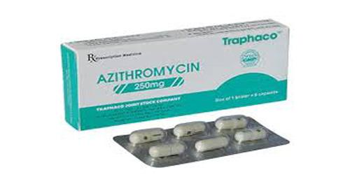Azithromycine thuốc kháng khuẩn