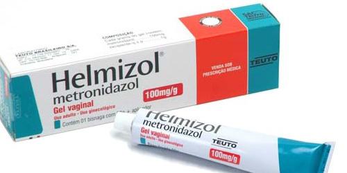 Thuốc kháng sinh Metronidazol