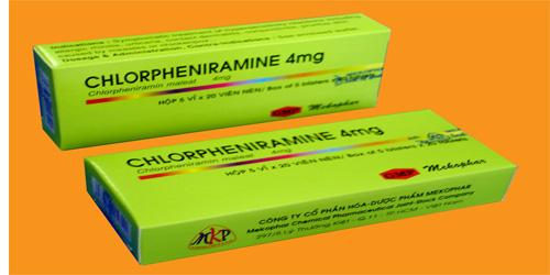 Chlopheniramin Maleat 4mg