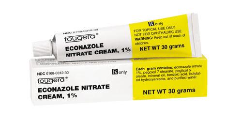 Econazole Nitrate cream 1%
