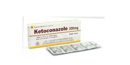 Ketoconazo