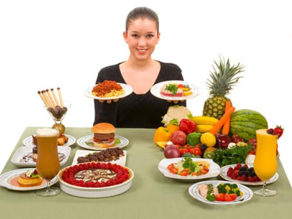 Chế độ dinh dưỡng cho da bị nám