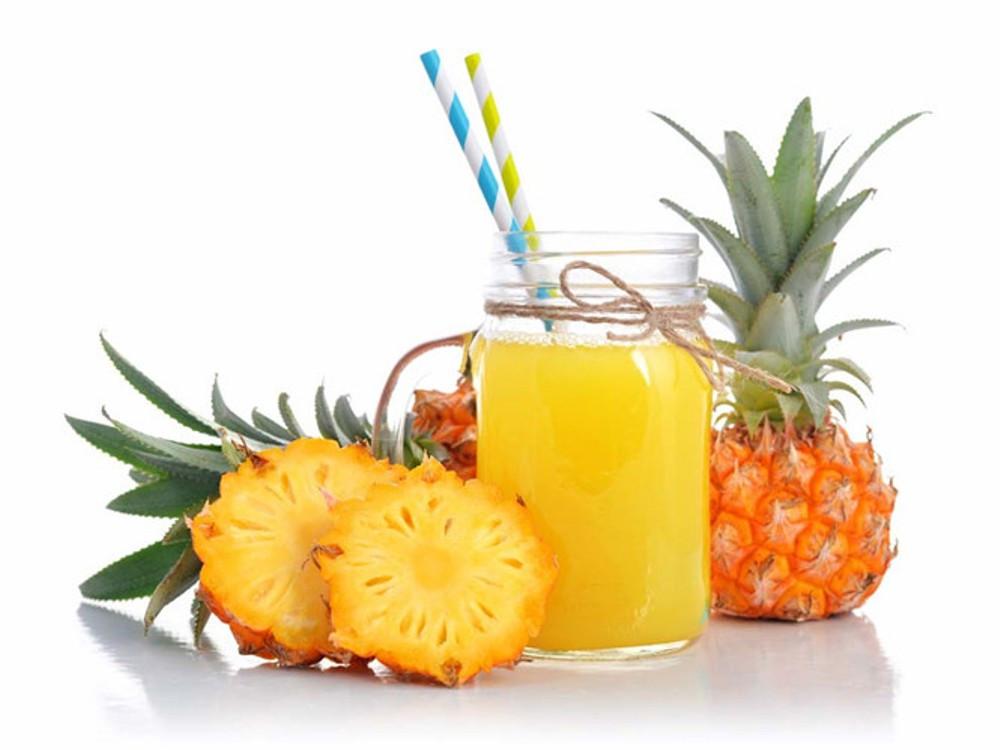 Ăn dứa bổ sung vitamin giúp da khỏe mạnh