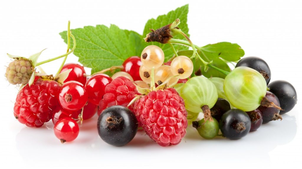 Các loại quả mọng tốt cho da nám