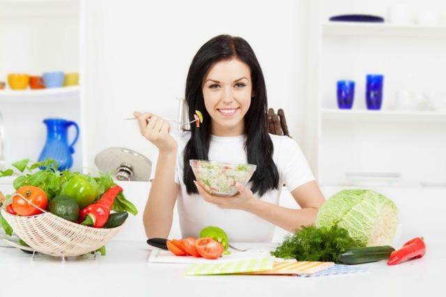 Chế độ dinh dưỡng khi bị nám da