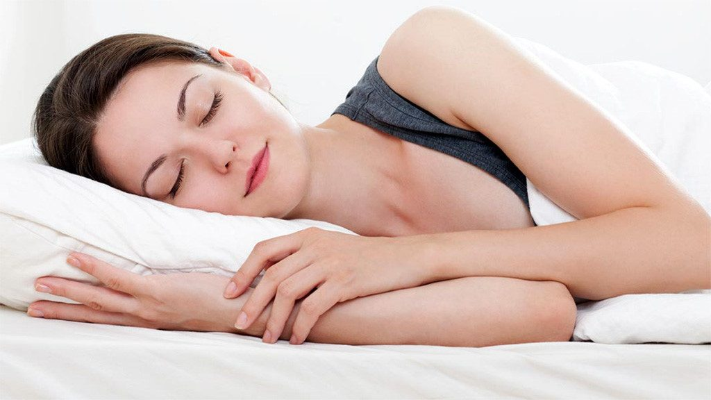 Ngủ đủ giấc giúp da khỏe mạnh