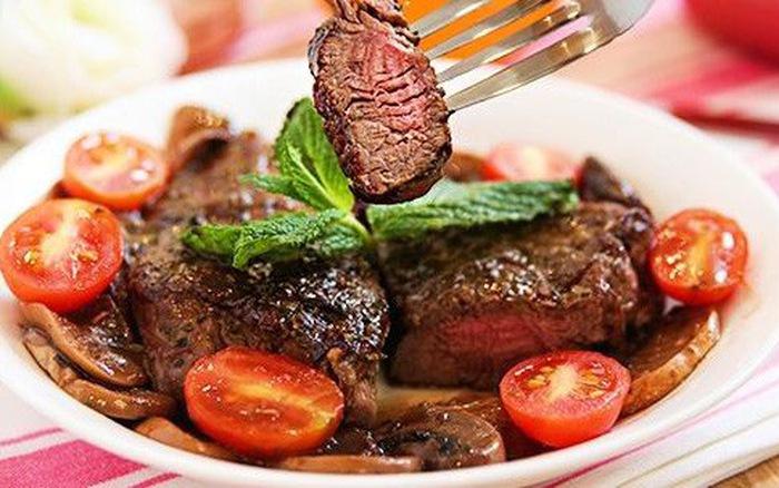 Kiêng ăn thịt bò khi trị tàn nhang