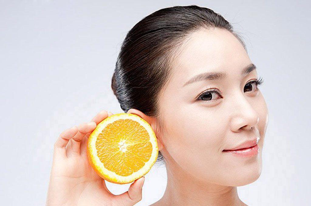 Vitamin C giúp da luôn khỏe mạnh