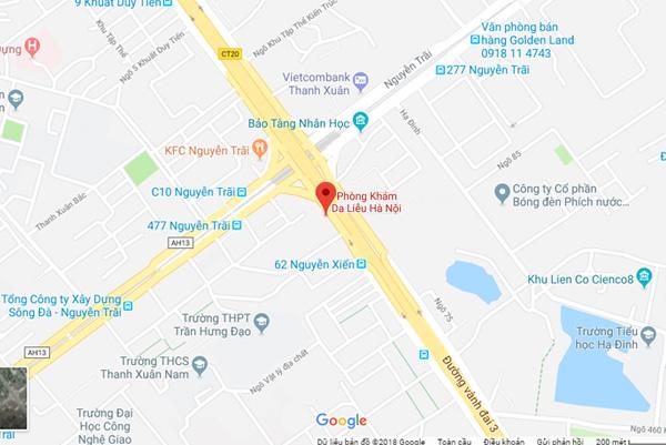 Phòng Khám Da Liễu Hà Nội - 54 Nguyễn Xiển, Thanh Xuân, Hà Nội