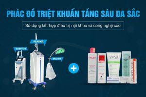 Phác đồ trị mụn y khoa là thành quả của Hội đồng chuyên môn Phòng khám da liễu Hà Nội giúp hàng nghìn bệnh nhân thoát mụn mỗi tháng